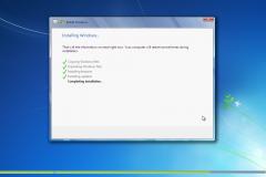 12. Windows 7 Installation