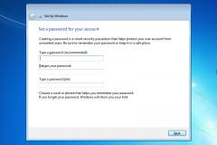 17. Windows 7 Installation