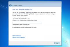 18. Windows 7 Installation