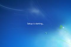 3. Windows 7 Installation