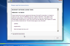 4. Windows 7 Installation