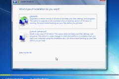 5. Windows 7 Installation