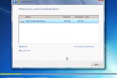 6. Windows 7 Installation