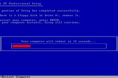 11. Windows XP Installation