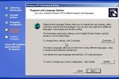 14. Windows XP Installation