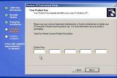 18. Windows XP Installation