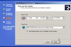 20. Windows XP Installation