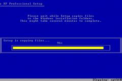 8. Windows XP Installation