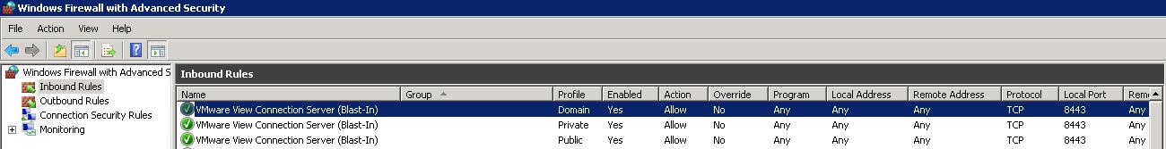 Enabling use of the VMware Horizon View 5 2 HTML5 Portal