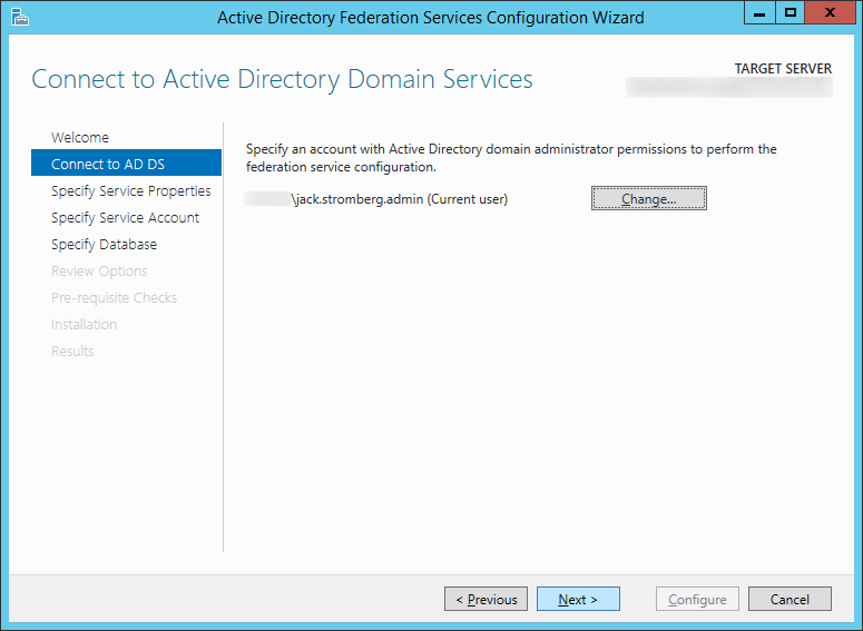 Active-Directory-Federation-Services-Configuration-Wizard-Connect-to-AD-DS