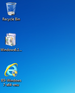 Internet Explorer 9 Installer