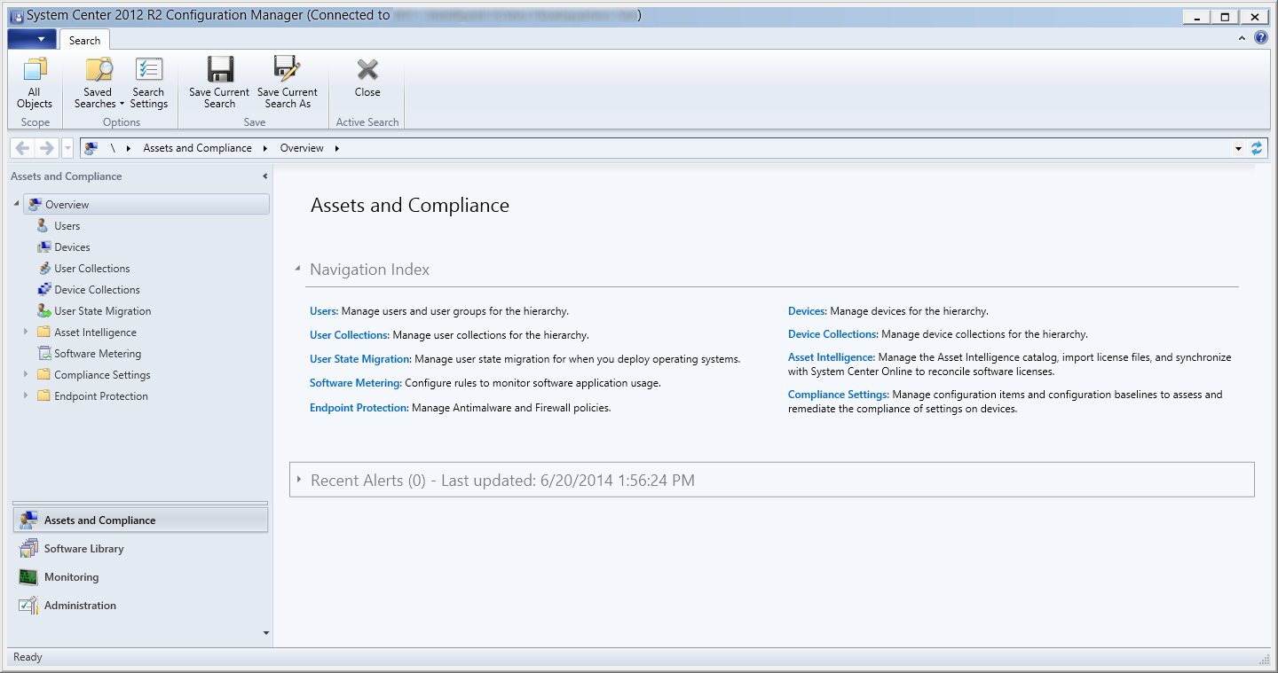 System Center 2012 R2 Configuration Manager - Overview