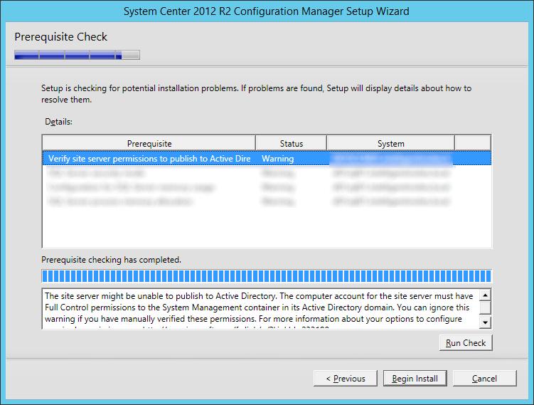 System Center 2012 Configuration Manager R2 (SCCM 2012 R2