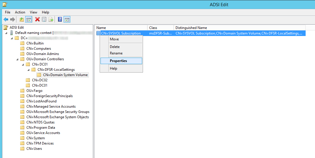 SYSVOL and Group Policy out of Sync on Server 2012 R2 DCs