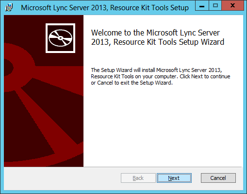 Lync Server 2013 - Resource Kit - Welcome