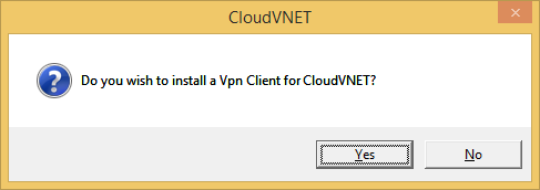 Azure - Save - Point-to-site VPN - Install
