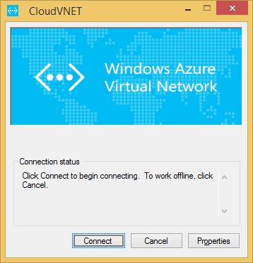 Windows 8 - Networks - CloudVNET - CloudVNET