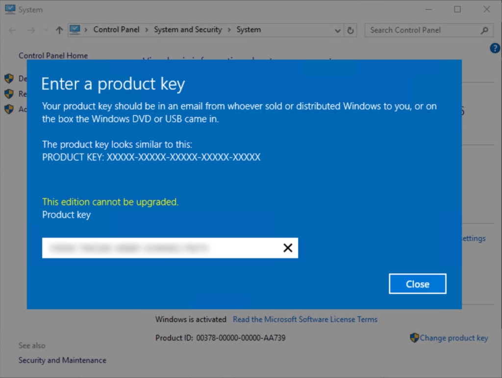 how to lookup windows product key